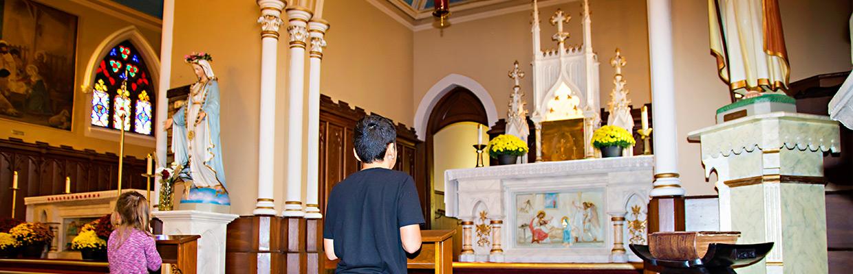 Prayer Time - St James