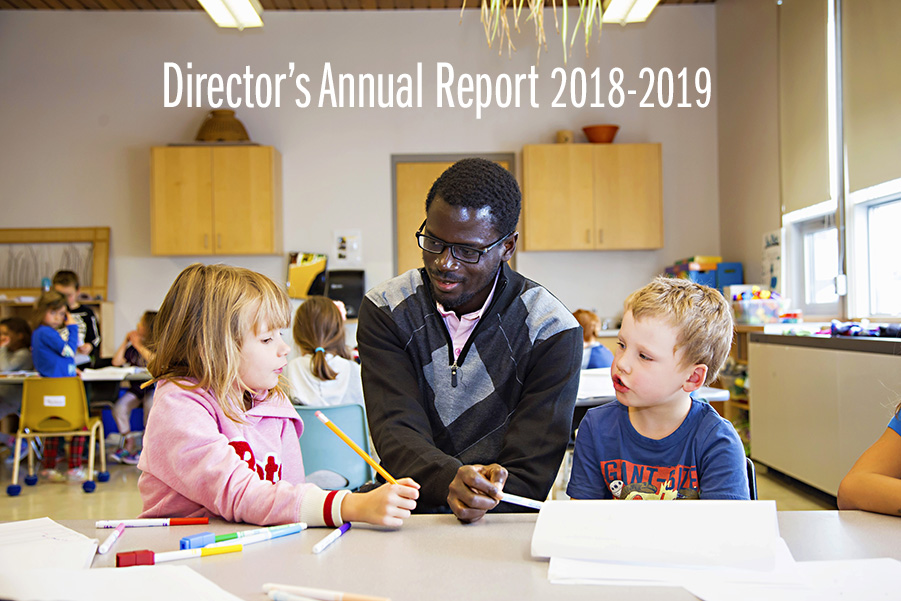 Director's Annual Report 2018-2019