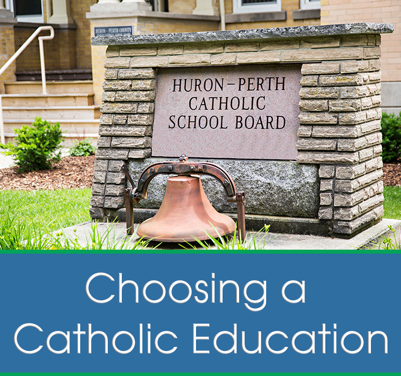 Choosing a Catholic Education