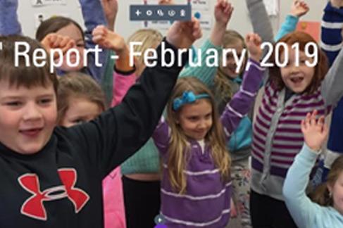 Trustees' Report – February 2019